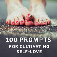 Body Loving Homework - 100 Prompts for Cultivating Self-Love