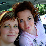Genevieve and me circa 2007