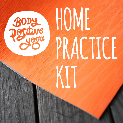 Body Positive Yoga Home Practice Kit