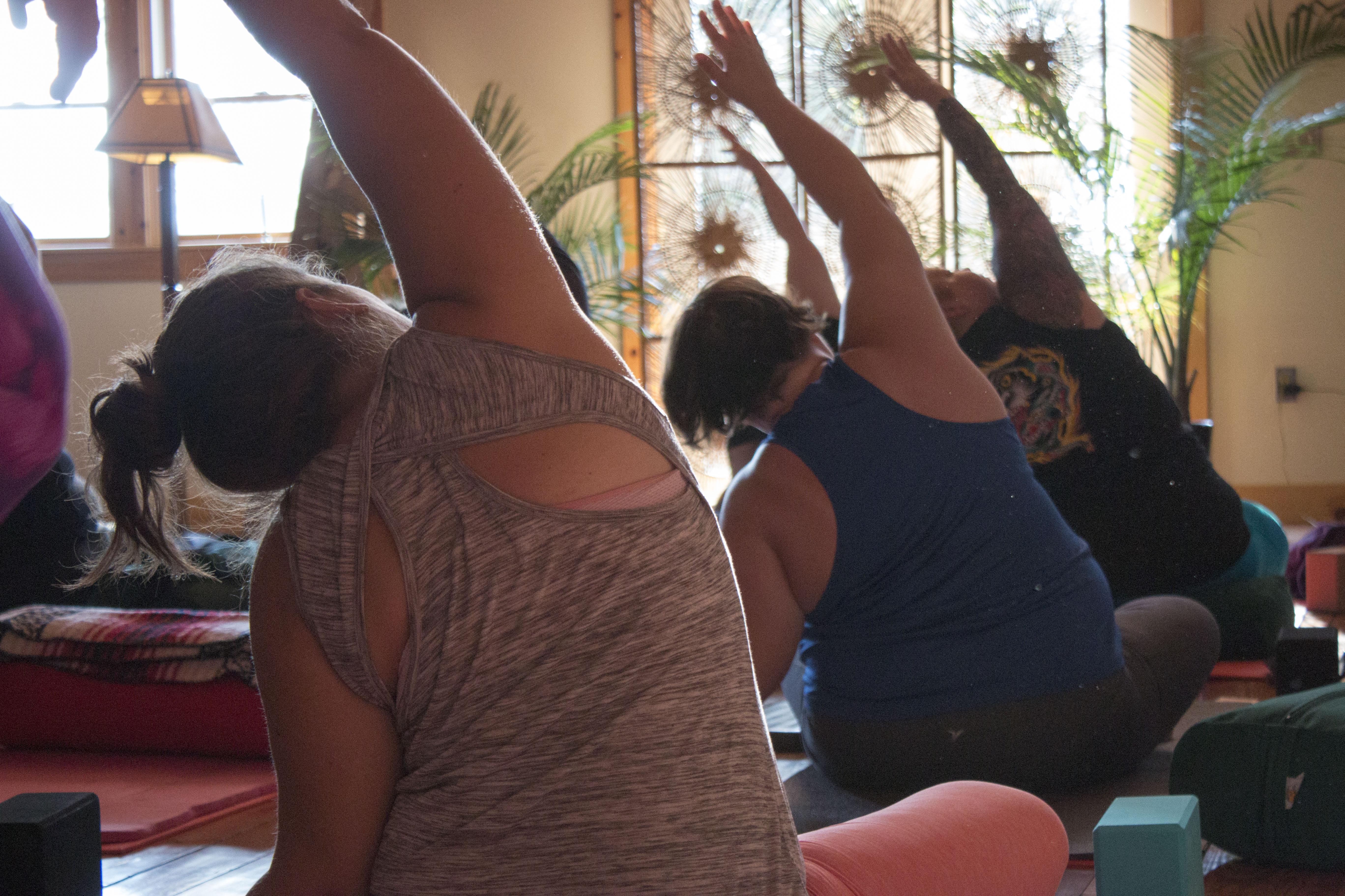 Body Positive Yoga Events