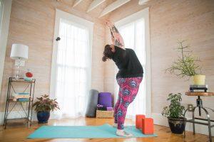 Amber Karnes, Body Positive Yoga