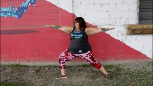 Superfit Hero Leggings - plus size activewear