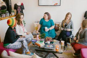 Body Positive Clubhouse - online body positivity membership community
