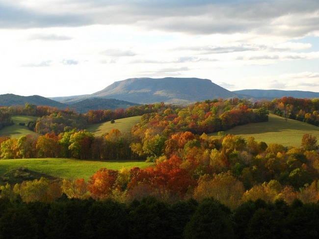 Rockbridge county views