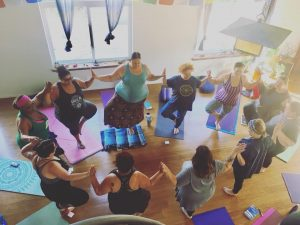 Body Positive Yoga Retreat