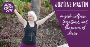 Justine Mastin podcast