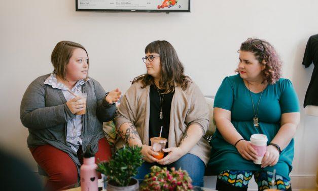Fat talk, fake bonding, and real community